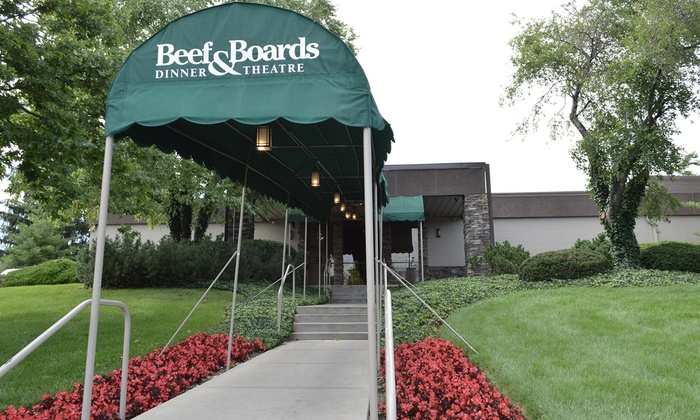 "Beef & Boards Dinner Theatre - College Park: ""The Odd Couple"" Dinner Show for Two or Four at Beef & Boards Dinner Theatre (Up to 44% Off)"