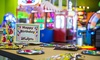 Shakers Fun Centre - Southeast Calgary: C$110 for an Indoor Unlimited Party for Up to Eight at Shakers Fun Centre (C$220 Value)