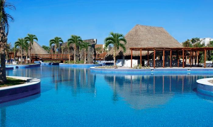 Valentin Imperial Maya All Inclusive In Playa Del Carmen