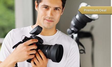 4 Std. Fotografie-Workshop für Anfänger oder Fortgeschrittene bei Foto Studio Penz ab 49,90 € (bis zu 71% sparen*)
