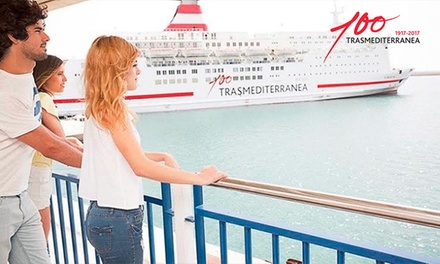 40% de descuento ruta Fast Ferry I/V Gandía - Ibiza para Semana Santa desde 3 € con Trasmediterránea
