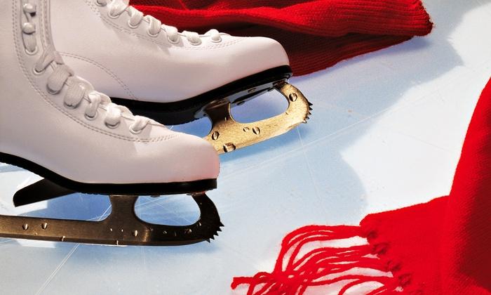 Fraser Hockeyland - Fraser: DJ Skate Night for One, Two, or Four with Optional Skate Rental at Fraser Hockeyland (45% Off)