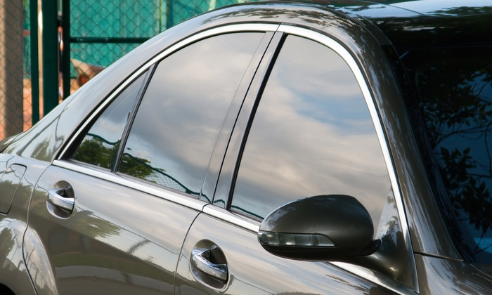 A-1 Tint Pros - Pineville: $49 for $100 Towards a Full Auto Window Tinting at A-1 Tint Pros