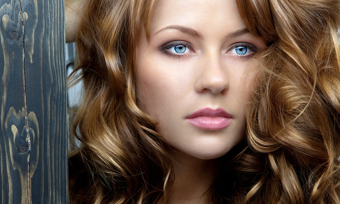 Salon Dioro - Sherman Oaks: Cut with Blow-Dry, Style, Conditioning Treatment, and Optional Full Color or Highlights at Salon Dioro (Up to 57% Off)