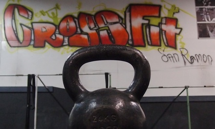 6 or 12 CrossFit Classes at CrossFit San Ramon (Up to 82% Off)