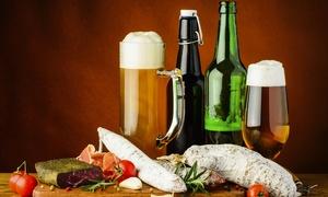 Killer Beer: Menu di 3 portate con birre artigianali abbinate in zona San Giovanni