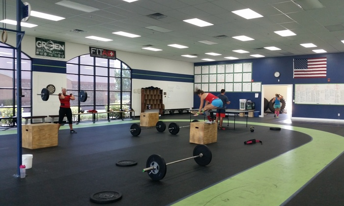 CrossFit RA/Raw Appeal - Las Vegas: One Month of Unlimited CrossFit Classes from CrossFit RA/Ra Appeal (65% Off)