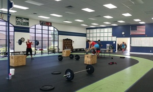 CrossFit RA/Raw Appeal: One Month of Unlimited CrossFit Classes from CrossFit RA/Ra Appeal (65% Off)