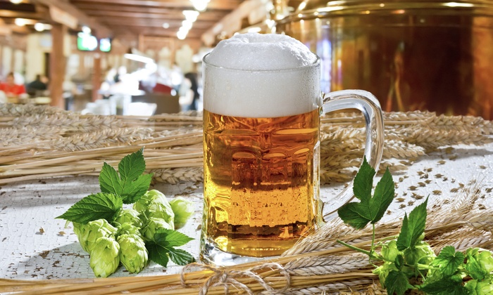 The Brewery Barrel Bar - Old Town: $10 for $20 Worth of Beer and Wine — The Brewery Barrel Bar
