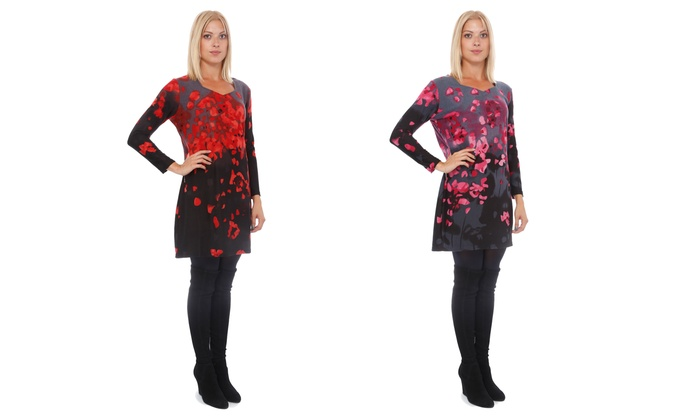 Women\'s Plus Size Sweater Dress | Groupon Goods