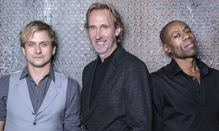 Mike & The Mechanics at Hard Rock Rocksino Northfield Park on March 15 at 7:30 p.m. (Up to 40% Off)