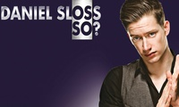 Daniel Sloss: So?, Seated Tickets from £12