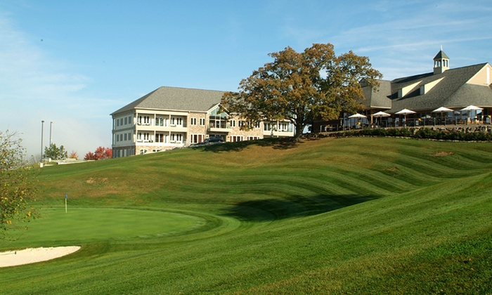 Lenape Heights Golf Resort - Ford City, PA: 18-Hole Weekday Round of Golf for Two or Four with Cart at Lenape Heights Golf Resort (Up to 56% Off)