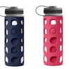 Nature's Way Glass Water Bottle Set (2-Pack)