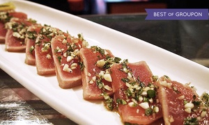 Bagu Sushi & Thai: $28 for $40 Worth of Sushi and Thai Food at Bagu Sushi & Thai