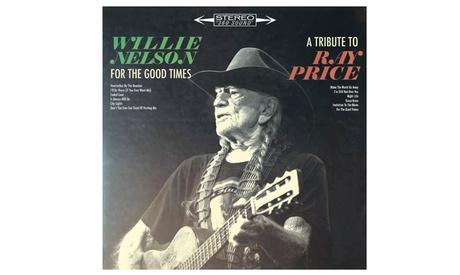 Willie Nelson For The Good Times: A Tribute to Ray Price CD or LP 65768fad-b2d0-4d2a-aabc-e18457b3b4dd