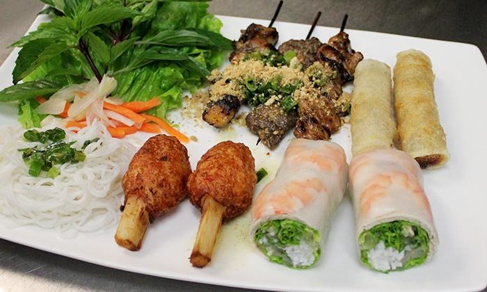 Sen Viet Restaurant - Langley: Vietnamese Dinner Cuisine for Two or Four at Sen Viet Restaurant (Up to 52% Off)