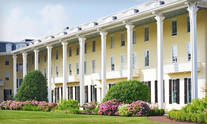 Congress Hall - Cape May, NJ: One-Night Stay at Congress Hall in Cape May, NJ