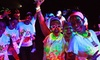 Color and Glow - CLOSED - Metrolina Tradeshow Expo: $25 for 5K Entry, Shirt, and Glow Gear at Color and Glow Run on October 11 (Up to $55 Value)