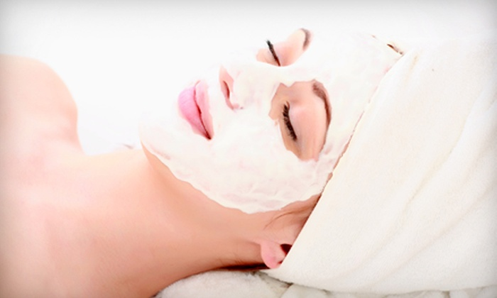Facelogic Spa - Southwest Las Vegas: $49 for a Signature Facial with NuFace Enhancement Treatment at Facelogic Spa ($124 Value)