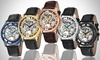 Stuhrling Original Men's Skeletonized Legacy Dress Watch: Stuhrling Original Men's Skeletonized Legacy Dress Watch