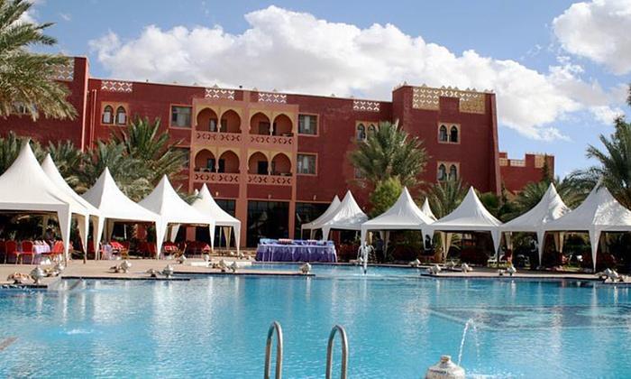 voyage maroc hotel pension complete
