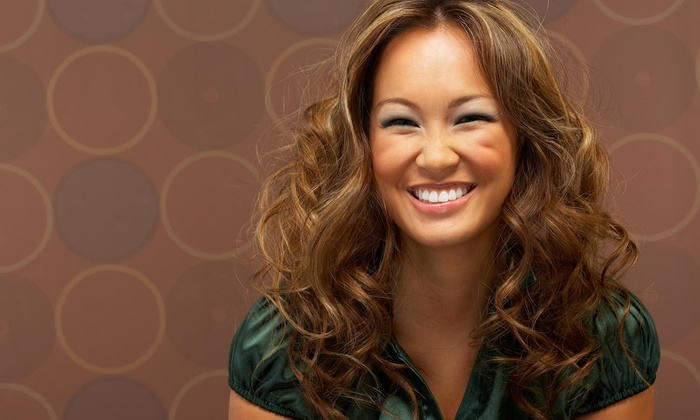 Reflections Salon & Spa - Epping: Haircut, Highlights, and Style from Reflections (55% Off)