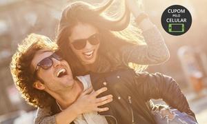 Óptica Exclusiva: Óptica Exclusiva – Higienópolis: crédito de R$ 199 ou R$ 319 em óculos de sol