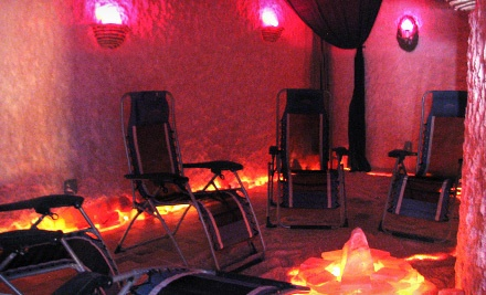 45-Minute Salt-Room Sessions for One - The Salt Spa of Asheville in Asheville