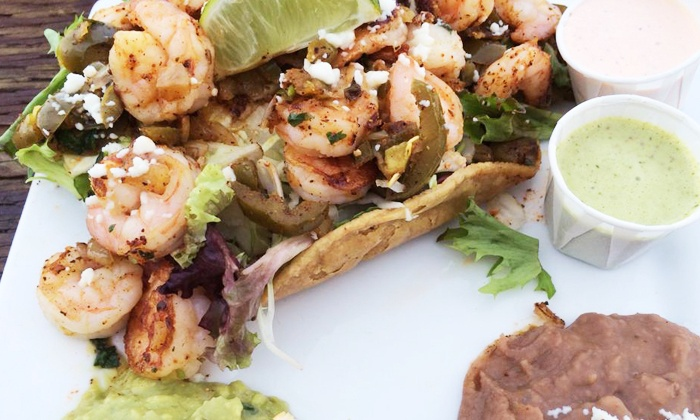 Bull Taco - Multiple Locations: Up to 30% Off Mexican Cuisine — Bull Taco Valid Monday - Friday 3 PM - 5 PM