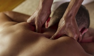 60- or 90-Minute Swedish or Deep-Tissue Massage at Healing 2 Hands Massage (Up to 60% Off)