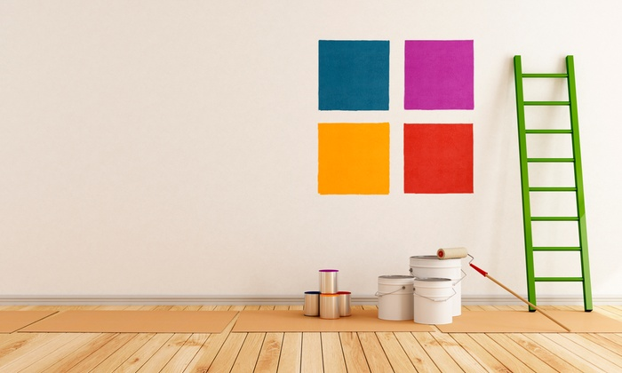 918 Paint - Tulsa: 62%for Professional Room-Painting of One Room Up to 8'x8' from 918 Paint ($325 Value)
