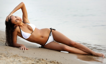 One or Three Brazilian Bikini Waxes at Majestic Beauty Salon (Up to 62% Off)