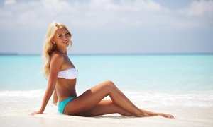 Tan City of Valpo: 5 or 10 UV-Tanning Sessions in a Level 4 Bed or 3 or 6 California Tan Spray Tans at Tan City of Valpo (Up to 67% Off)