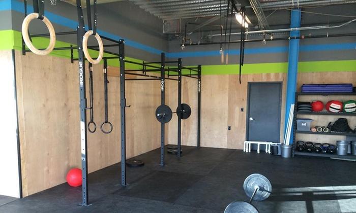 Ashburn Crossfit - Ashburn: Four Weeks of Unlimited CrossFit Classes at Ashburn CrossFit (50% Off)