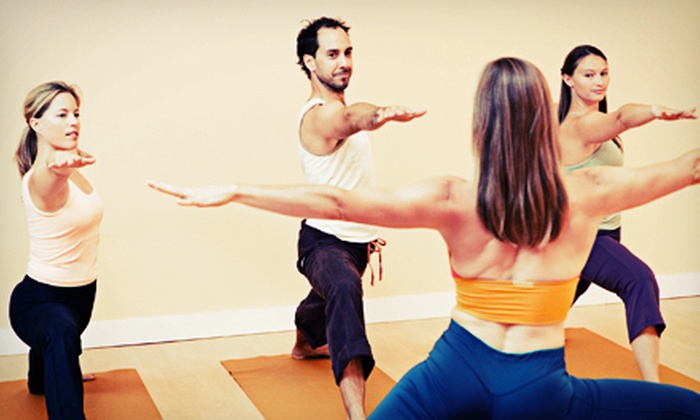 The Practice Yoga - Knoxville: 5 or 10 Yoga Classes at The Practice Yoga (Up to 60% Off)