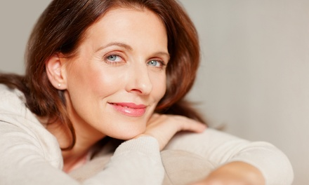 $69 for a Microcurrent Facelift and Mini Peel at Glow Luxe Skincare ($150 Value)