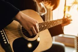 Musikinspiration: 5er- oder 10er-Karte für Musikunterricht am Instrument nach Wahl bei Musikinspiration (bis zu 72% sparen*)
