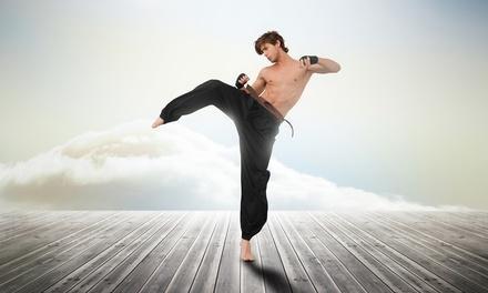 1 o 2 mesi di lezioni di arti marziali a scelta tra Tai Chi o Kung Fu da Kmantis Association Wushu Academy (sconto 90%)