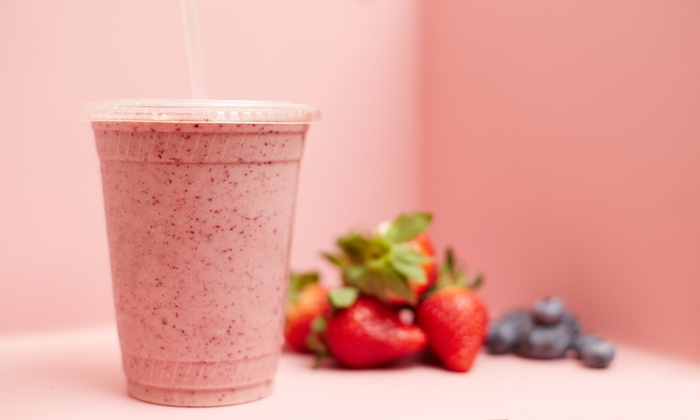 The Berry Beet Juice Bar - 25% Cash Back on Your Bill   Groupon