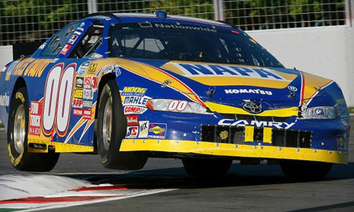 NASCAR Nationwide NAPA Auto Parts 200 presented by Dodge - Sainte-Marie: Weekend at NASCAR Nationwide NAPA Auto Parts 200 at Circuit Gilles-Villeneuve on August 16–18 (Up to $174.60 Value)