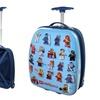 LEGO MiniFigures Hard Side Rolling Kids Luggage