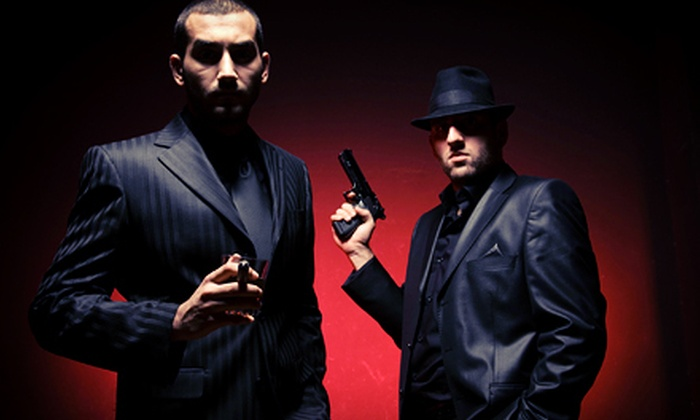 NYC Gangster Tours - New York City: Crime Tour for One, Two, or Four from NYC Gangster Tours (Up to 72% Off)