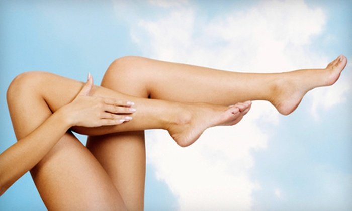 b. bare - Plymouth: Six Laser Hair-Removal Treatments on a Small, Medium, or Large Area at b. bare (Up to 81% Off)