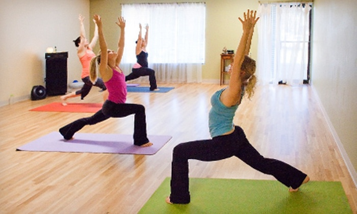 Sunshine Studio - Orland Park: 10 Yoga Classes or 5 Semiprivate Pilates Reformer Classes at Sunshine Studio (Up to 68% Off)