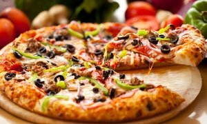 Cucamonga Pizza Co: Up to 44% Off Family-Owned Pizzeria at Cucamonga Pizza Co