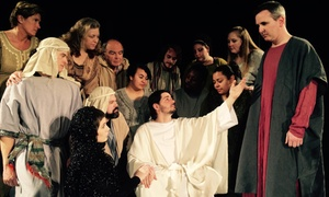 "Jesus Christ Superstar: ""Jesus Christ Superstar"" at Trinity-on-Main, May 22–June 7 (Up to 54% Off)"