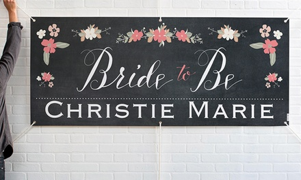Banners from Vistaprint from C$15–C$27