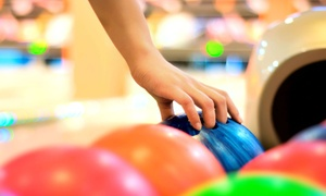 Four Seasons Bowling Center: Two Games of Bowling with Shoe Rentals for Two or Up to Four at Four Seasons Bowling Center (Up to 53% Off)
