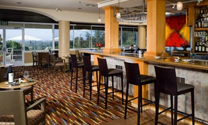 Linwood's Bar & Grill: $20 for Pizzetta and Local Wine for Two at Linwood's Bar & Grill ($38 Value)